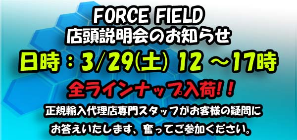 FORCE FIELD �X��������